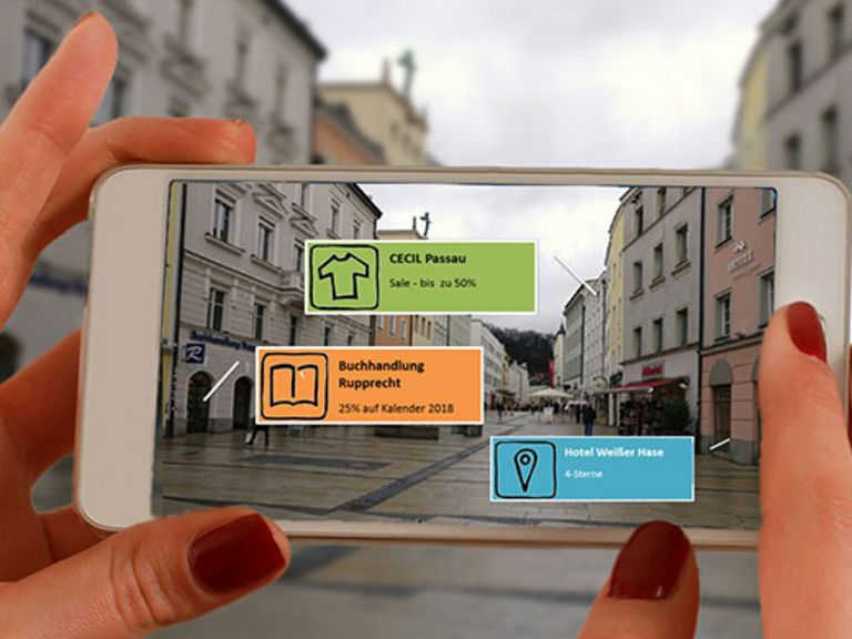 DIGIONAL - Digitale Innovationen für den niederbayerischen Einzelhandel