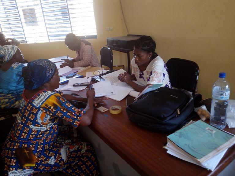 Förderungsprogramm für MSMEs in Burkina Faso